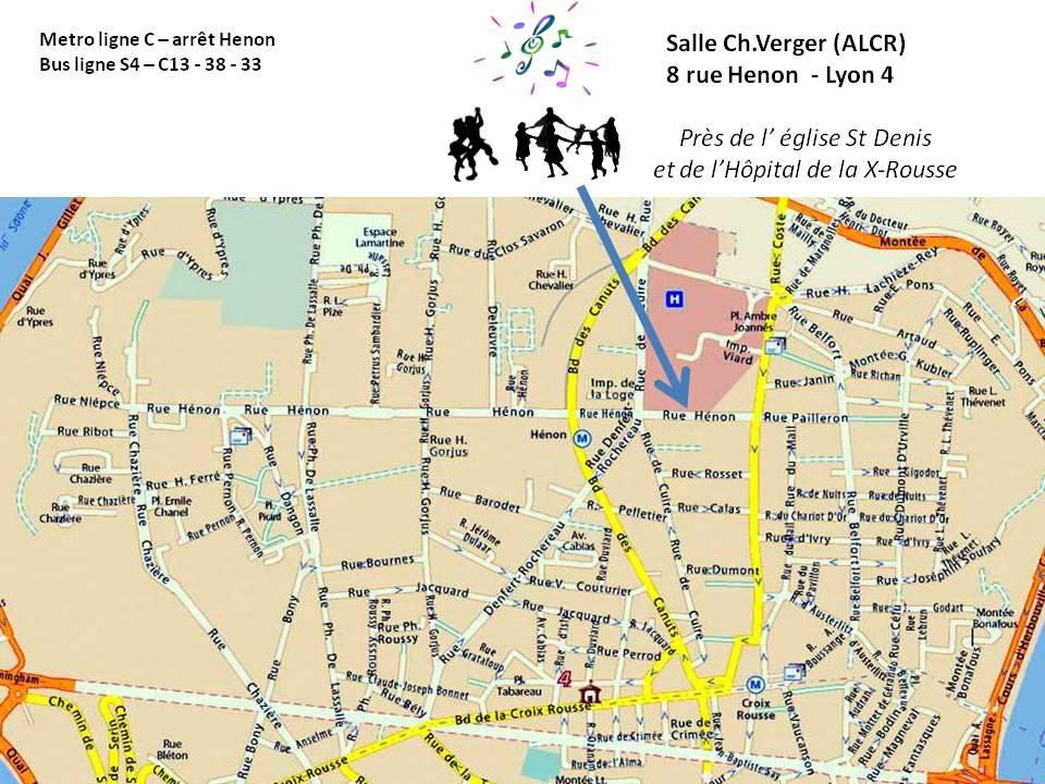 localisation ALCR